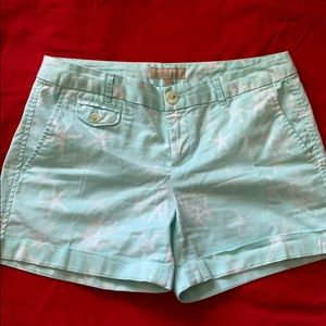 BANANA REPUBLIC SHORT  COTTON SIZE 4